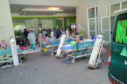 COVID-19 Kian Menggila, Ruang Isolasi RSUP Kariadi Semarang Terisi 161 Pasien