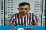 Gelisah saat Didatangi Polisi, Pria Ini Ternyata Simpan Narkoba
