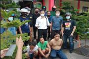 Gerebek Kampung Narkoba, Polisi Diserang Warga