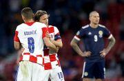 Kroasia Lolos ke 16 Besar, Luka Modric: Kami Tim Berbahaya
