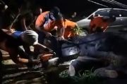 Pohon Mangga Tumbang Menutup Jalan, 2 Ambulans Terjebak di Jalur Singaraja-Gilimanuk