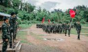 Tentara Myanmar dan Milisi Anti-Junta Bentrok, Enam Orang Tewas