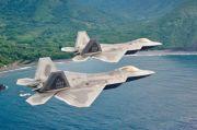 Terungkap, Misteri Pengerahan Jet Tempur F-22 Bersenjata Rudal di Hawaii