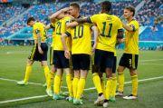 Unggul 2-0, Swedia Nyaris Saja Ditahan Polandia di Piala Eropa 2020