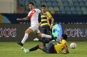 Berbalas Gol, Ekuador Bermain Imbang Kontra Peru di Copa America 2021