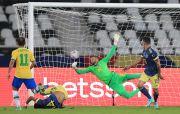 Copa America 2021: Timnas Kolombia Robek Gawang Brasil di Babak Pertama