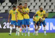 Copa America 2021: Brasil Cetak Comeback Dramatis atas Kolombia