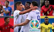 7 Fakta Menarik di Fase Grup Piala Eropa 2020