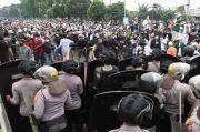 Diamankan Polisi, 4 Pendukung Habib Rizieq Shihab Reaktif Covid-19