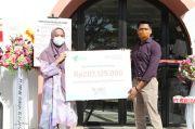 The Harvest dan Dompet Dhuafa Serahkan Donasi untuk Penanggulangan COVID-19