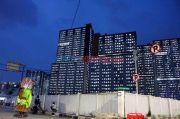 Sisa 900 Bed, BOR RSDC Wisma Atlet Kemayoran Tembus 88,60%