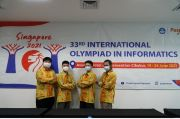 4 Siswa Wakili Indonesia di Kompetisi Informatika Internasional