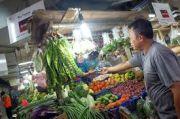 Kasus Covid-19 Meroket, Pedagang Pasar Beri Sejumlah Catatan untuk Pemerintah