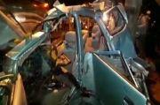 6 Korban 1 Keluarga Tabrakan Maut di Banyumas Tewas Akibat Terjepit Bodi Mobil
