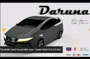 Konsep Mobil Listrik UGM Jawara Desain Mobil PLN ICE 2021