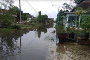3 Jam Hujan, 6 Desa di Blitar Kebanjiran dan Rusak Ratusan Hektare Sawah