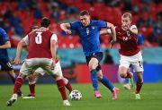 Hasil Piala Eropa 2020: Italia ke Perempat Final Usai Tekuk Austria di Extra Time