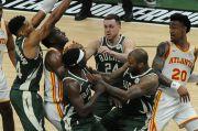 Jadwal Game 3 Final Wilayah Timur Playoff NBA, Senin (28/6/2021) WIB