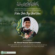 Imam Besar Masjid Agung Palembang, KH Nawawi Dencik Wafat
