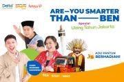 Meriahkan Ulang Tahun Jakarta, Masima Radio Hibur Pendengar dengan Lomba Adu Pantun