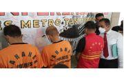 3 Kurir Sabu Jaringan Bandar Lapas Tangerang, Bogor, dan Jakarta Dibekuk Polisi