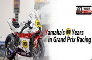60 Tahun Kiprah Yamaha di Balapan Grand Prix Dunia