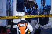 Tasikmalaya Gempar, Mayat Laki-laki Terbujur Kaku Dalam Truk Sejak Minggu
