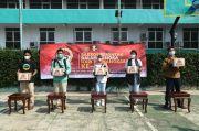 Mahasiswa Indonesia Timur Terbantu Dapat Sembako dari Polri