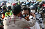 Puluhan Polisi Anggota Polres Metro Bekasi Positif Covid-19