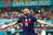 Piala Eropa 2020: Comeback Benzema di Timnas Prancis Berakhir Kekecewaan