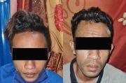 Hendak Menyerang Sekelompok Pemuda Lain, Dua Pria Bitung Diamankan Polisi