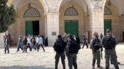 Puluhan Pemukim Israel Serbu Kompleks Al-Aqsa di Yerusalem