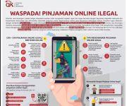 Merugikan Masyarakat, 3.193 Pinjol dan Investasi Ilegal Diblokir OJK