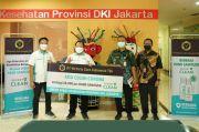 Kasus Covid-19 Melonjak, Secret Clean Salurkan Hand Sanitizer ke Dinkes DKI