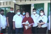 DPD Perindo Deliserdang Bantu Warga Korban Bencana Angin Puting Beliung