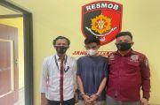 2 Kali Setubuhi Kekasihnya yang Masih SMA, Pemuda Muratara Digelandang ke Kantor Polisi