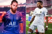 Paris Saint-Germain di Bursa Transfer: Sergio Ramos Datang, Mbappe Hengkang