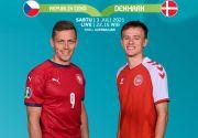 Preview Republik Ceko vs Denmark: Meredam Tim Dinamit