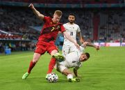 5 Fakta Kemenangan Italia atas Belgia di Perempat Final Piala Eropa 2020