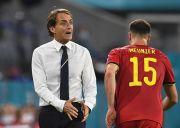 Pongah, Roberto Mancini Sebut Italia Menang Mudah atas Belgia