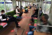 PPKM Darurat, Satu Gerbong KRL Hanya Boleh Diisi 52 Penumpang