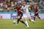 Denmark Bentrok Inggris di Semifinal, Simon Kjaer: Kami Banyak PR