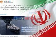 Israel Tuding Iran Pelaku Penyerangan Kapal Kargo di Samudra Hindia