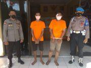 2 Pria di Gresik Nekat Mencuri Perkutut, Hanya untuk Beli Miras