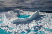 Area Es Terakhir di Kutub Utara Terus Mencair