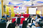 Hadapi Pemilu 2024, DPD Partai Perindo Kota Pagaralam Gelar Rapat Koordinasi