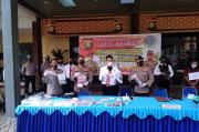 Produksi Narkoba dari Rumah, IRT Warga Tangga Buntung Ditangkap