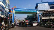 Patuhi PPKM Darurat, Kawasan Kuliner Pasar Lama Tangerang Ditutup