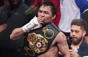 Status Manny Pacquiao Dipulihkan Jadi Raja Kelas Welter WBA