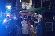PPKM Darurat, Polisi Awasi Ketat Lokasi Kuliner di Pademangan